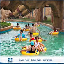 Hot Sale Rafting River Lazy River For Indoor Water Park
