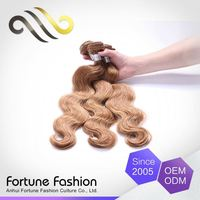 Professional Produce Guarantee 2 Years Hair Weaving Remy Russian Blonde Hair Extensions
