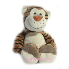 2015 Newest Smiling Soft Plush Tiger