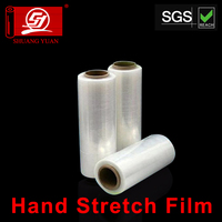 SY Packaging Factory directly pallet wrap stretch film pallet wrapping film