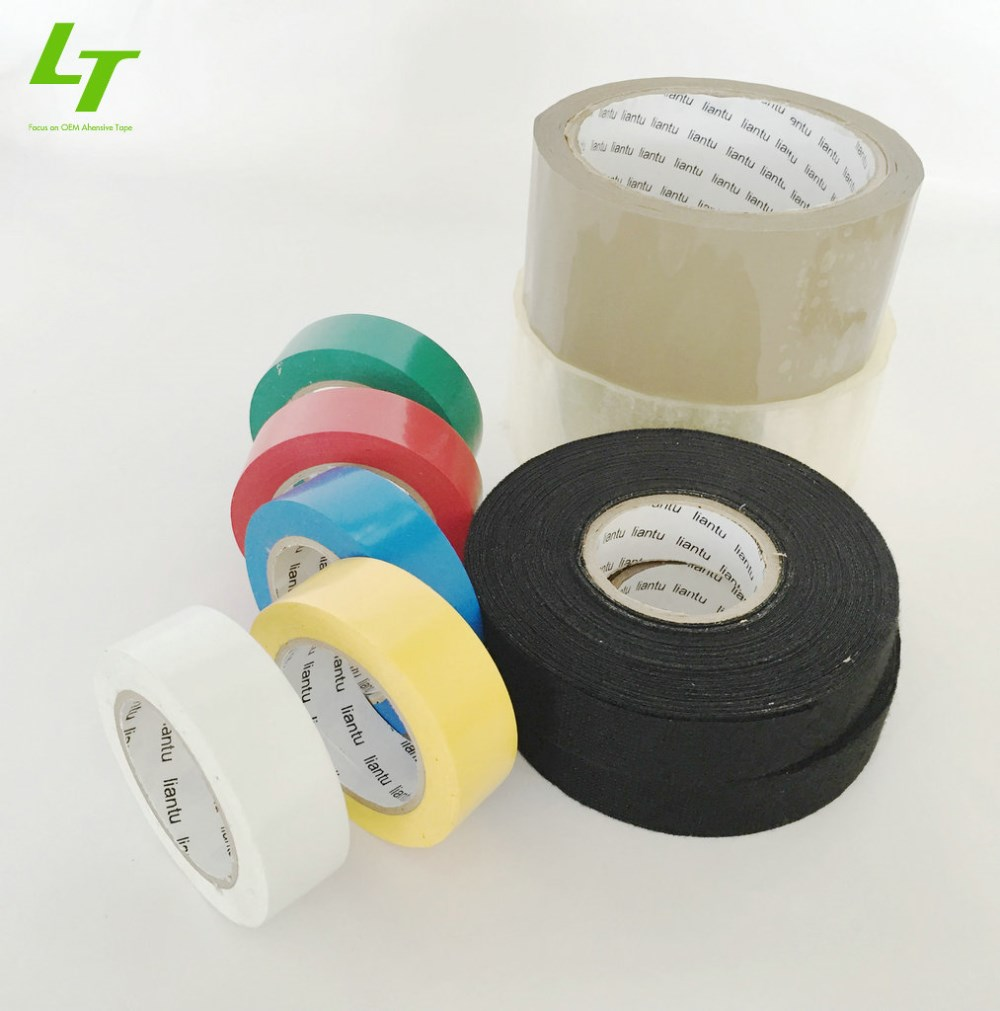 TOP QUALITY Low Voltage Heat-Resistant pvc wire harness tape