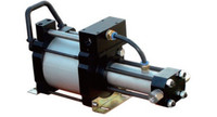 USUN Brand Model:WSA06 6:1 pressure ratio Small Air driven natural gas booster pump for charging cylinders