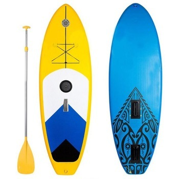 Factory direct sale paddle board windsurf sail with windsurfing deck pads