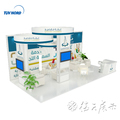 3x6 Aluminium exhibition booth trade show stand