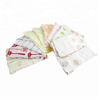 100% cotton disposable sublimation kitchen towel pakistan