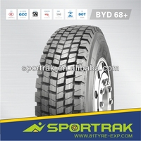 SPORTRAK radial truck tyre in China manufacture