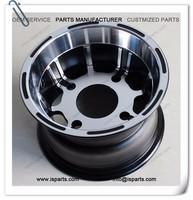 Black ATV 4*4 alloy wheel rims 8