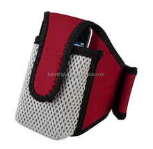 mobile cell phone simple arm bag ,guangzhou cycling sports wrist pouch,exercise fitness running outdoor bag