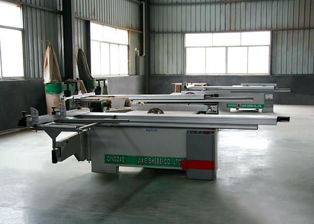 MJ6128TZ QINGDAO Slide table panel saw Woodworking machine