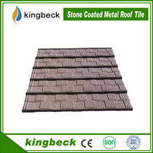 africa Hot sale stone metal roofing sheets cheap price lowes concrete roof tiles