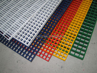 WellGRID Factory Supply High Strength FRP GRP Fiberglass Vinyl Ester Grating