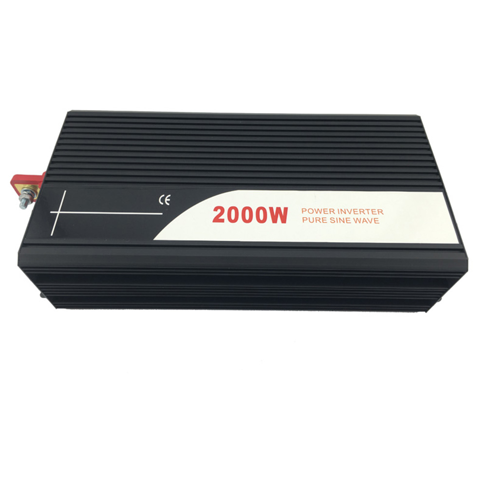 High Performance dc 48v to ac 2000 Watt Power Inverter