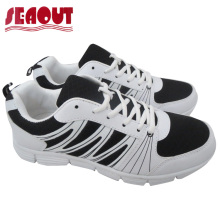 2016 Factory Directly Provide High Quality White Sport Shoes
