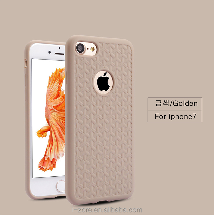 Factory cheapest price tpu phone case for iphone 7, shakeproof TPU for iphone 7 tpu case