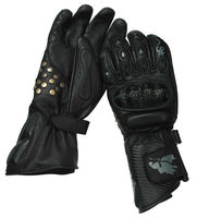 "Roleff Racewear ""Daijiro"" Racing Leather Gloves"