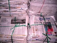 Old News Paper