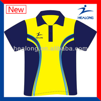 New design polo t shirt 2014 high quality