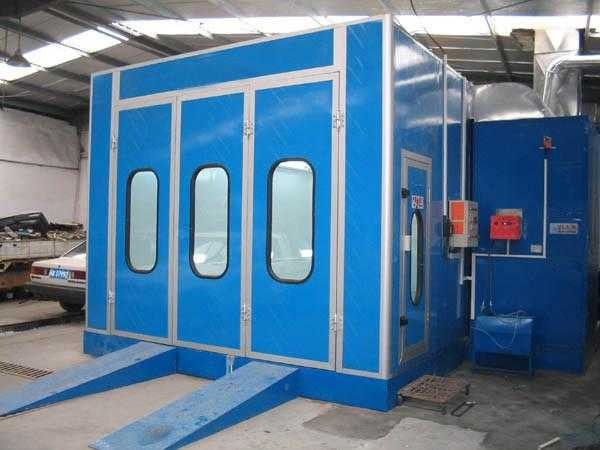 JD spray booth paint color mixing machine for sale