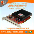 AMD Radeon HD7750 2GB GDDR5 PCIE3.0 6x mini Multiscreen display Card