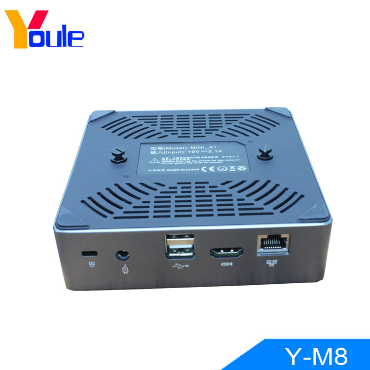 powerful mini pc intel i5 home Company server mini pc 8g 128g 1tb