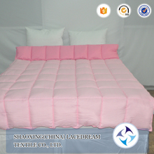 Microfiber dye printing quilted polyeste duvet