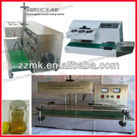 Stainless Steel automatic aluminium foil capping machine/induction sealer aluminum foil sealing machine