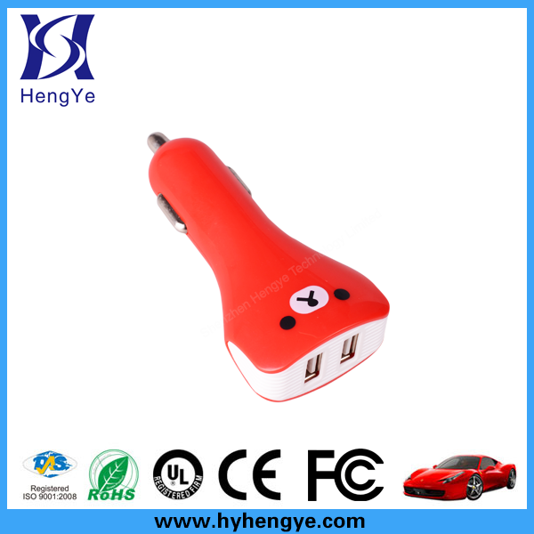 Android non camera phone electric car charger, solar cell phone charger circuit, usb car charger cigarette lighter adapter