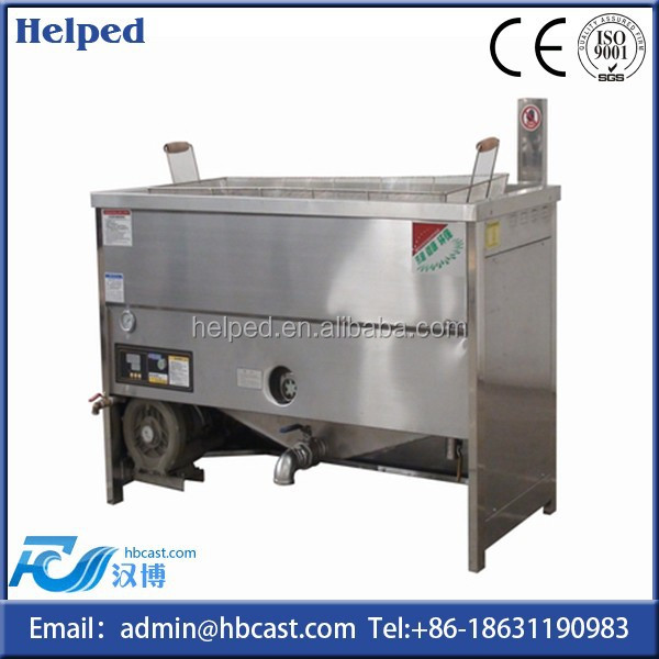 2015 new vacuum frying machine for fish