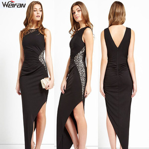 OEM factory price casual dress designs for pakistani girls sexy club dress