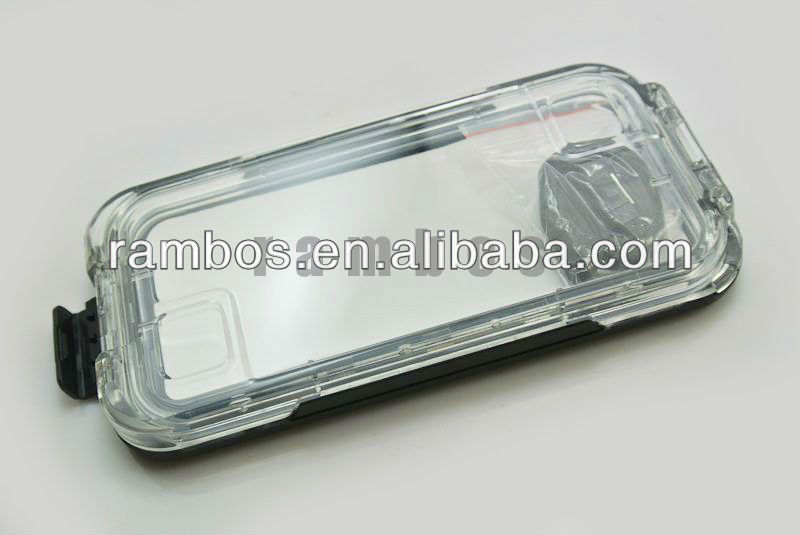 For iPhone 4s 5 Waterproof Case