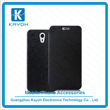 [kayoh]Cell phone accessories wallet smartphone mobile phone PU leather flip cover for lenovo zuk z1