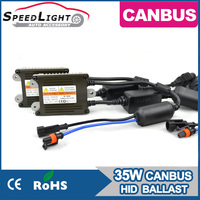 New Arrival DSP and Smart Canbus IC Chip AC 35W 55W Slim Canbus HID Xenon Ballast 35W 23KV