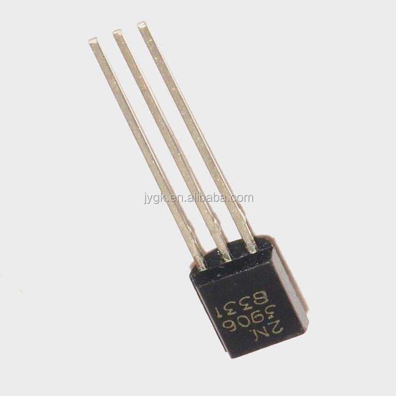 NPN transistor BC547 a package low-power tube 45V / 0.1A TO-92 - DPSDZ