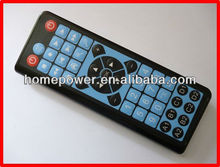 Hot Infrared remote control, laser trackball mouse, keyboard, 3 in 1 wireless keyboard