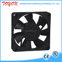 toyon dc 5v or 12v brushless axial fans