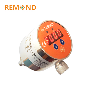 4-20mA analog output digital stainless steel water flow switch thermal flow switch