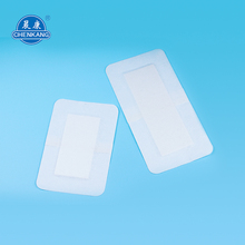 Medical non-woven adhesive wound care dressing