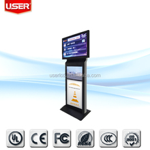 Low cost for chain store led advertising digital display board memory card remote control