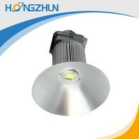 Toughed Glass(can be PC lens) Led High Bay 400w light fixture of ceiling