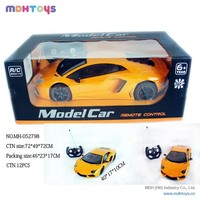 2015 Popular Car 1:10 Scale Model RC Car
