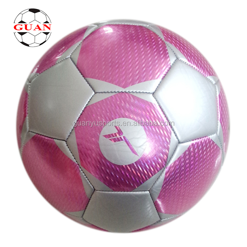Pink Girl Soccer Ball Size 5 OEM Available Custom Available