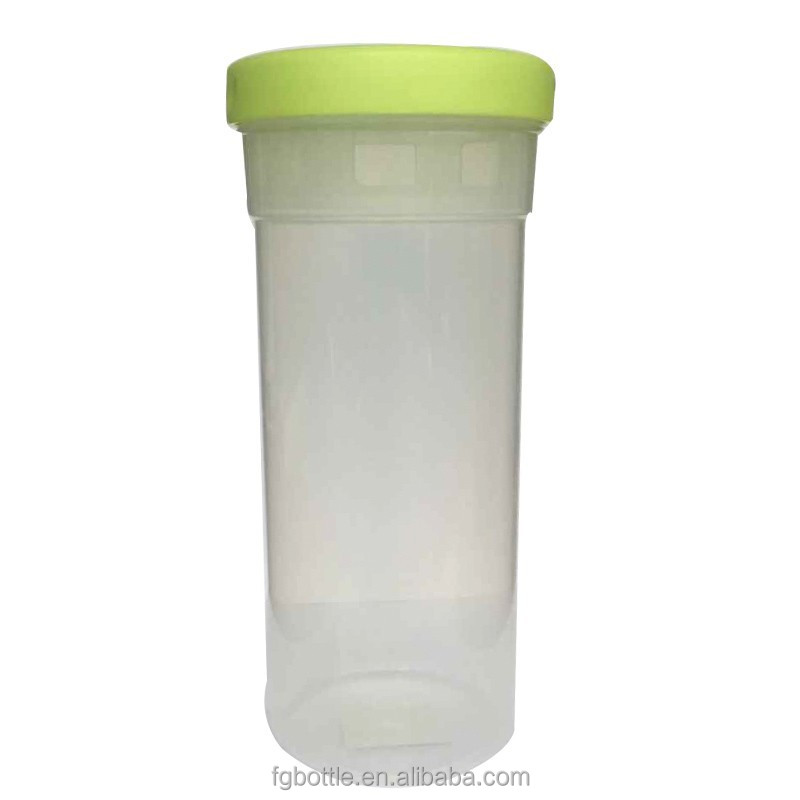 New lifestyle cheap plastic drinking water bottle