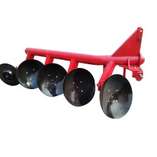 farm cultivator machine 3 point mounted one way disc plow 4 blades