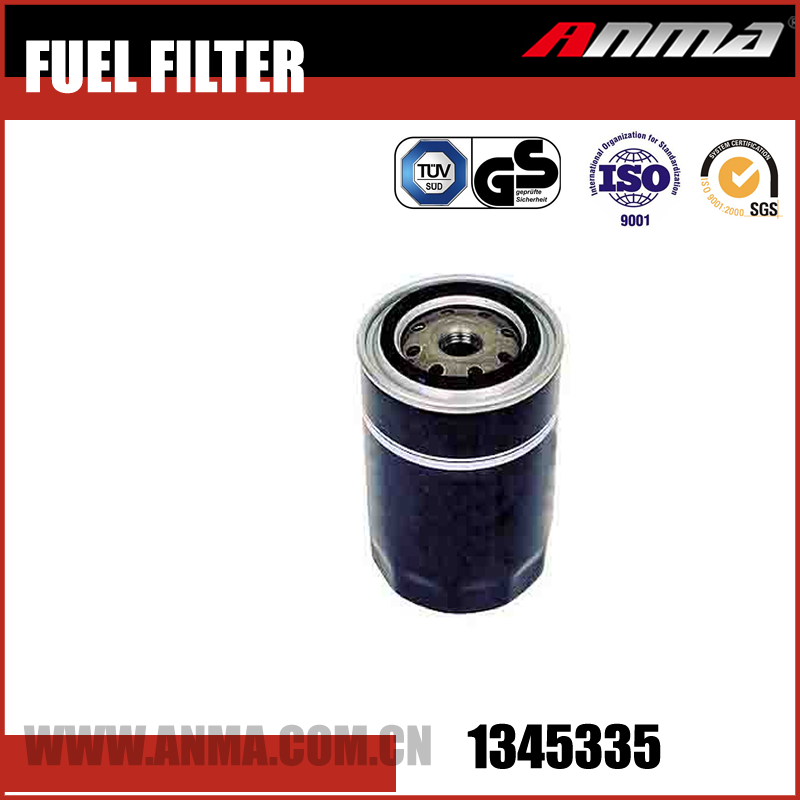 Best Price Stainless Steel Fuel Filter Used For Engine Parts1345335