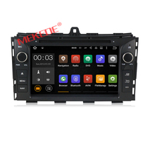 Wholesales price android 7.1 system 1080 HD capacitive touch screen car audio stereo for GEELY EC7 with WIFI DAB+ OBD 2
