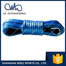 WL heavy duty synthetic winch rope cars vehicles motorcycles