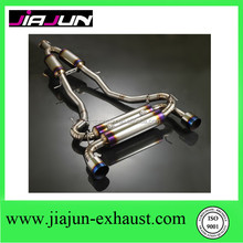 performance titanium exhaust for Z34 370Z ( From Year 2010+ )