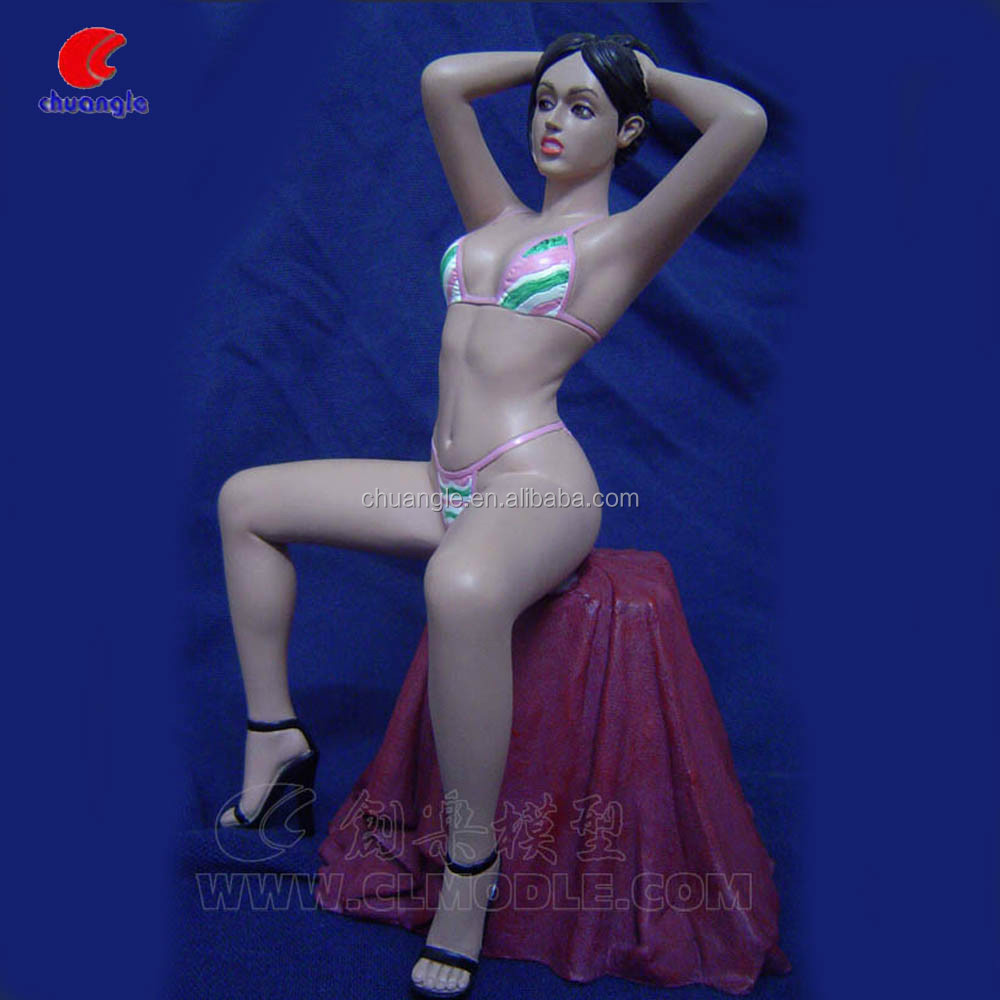 Resin Woman Statue,Resin Sexy Statue,Resin Nude Girl