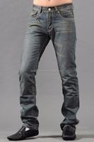OEM service 2017 best selling 100 cotton cheap brand men jeans