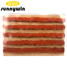 "Sunnywin Tubeless Tyre Puncture Repair Kit 6"" Strips Plug"
